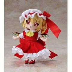 CHIBIKKO DOLL TOUHOU PROJECT: FLANDRE SCARLET Funny Knights