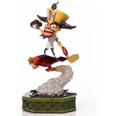 CRASH BANDICOOT STATUE: DR. NEO CORTEX (STANDARD EDITION) First4Figures
