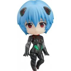 NENDOROID NO. 1419 REBUILD OF EVANGELION: REI AYANAMI [TENTATIVE NAME] PLUGSUIT VER. Good Smile