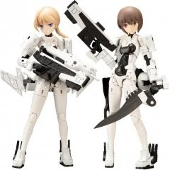 MEGAMI DEVICE 1/1 SCALE MODEL KIT: WISM SOLDIER ASSAULT / SCOUT (RE-RUN) Kotobukiya