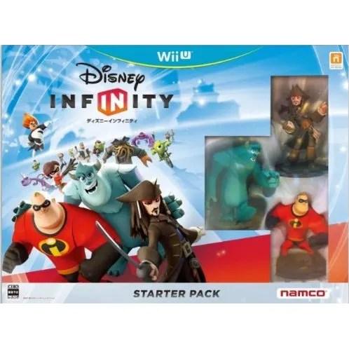 Disney Infinity Toy Box Challenge Starter Pack