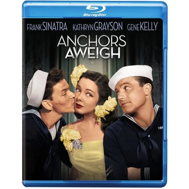 Dean Stockwell Anchors Away