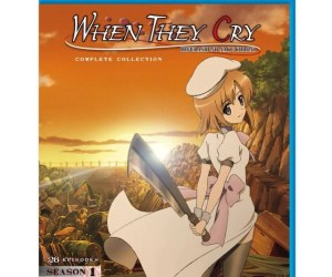 WHEN THEY CRY: SEASON ONE COMPLETE COLLECTION
