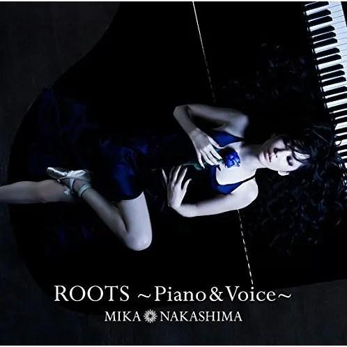 J Pop Roots Piano Amp Voice Mika Nakashima