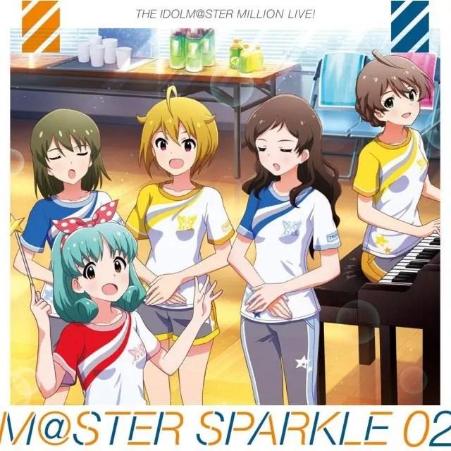 Video Game Soundtrack Idolmaster Million Live The