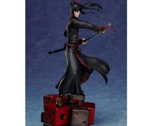 D.GRAY-MAN HALLOW 1/8 SCALE PRE-PAINTED FIGURE: YU KANDA