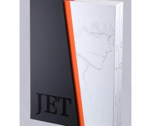 BLEACH ILLUSTRATIONS BOOK: JET