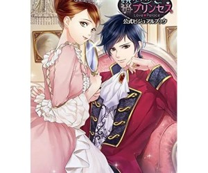 KAGAMI NO NAKA NO PRINCESS LOVE PALACE VISUAL BOOK