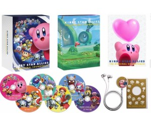 KIRBY STAR ALLIES - THE ORIGINAL SOUNDTRACK [LIMITED EDITION]