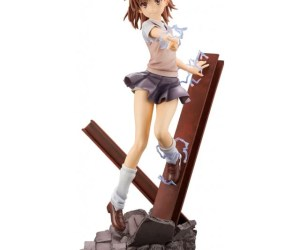 TO ARU MAJUTSU NO INDEX III 1/7 SCALE PRE-PAINTED FIGURE: MIKOTO MISAKA