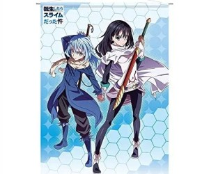 THAT TIME I GOT REINCARNATED AS A SLIME B2 WALL SCROLL: RIMURU & SHIZU