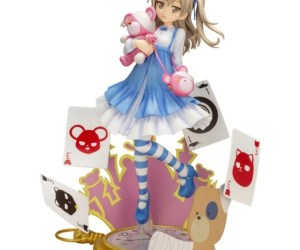 GIRLS UND PANZER DER FILM 1/7 SCALE PRE-PAINTED PVC FIGURE: ALICE SHIMADA WONDERLAND COLOR VER