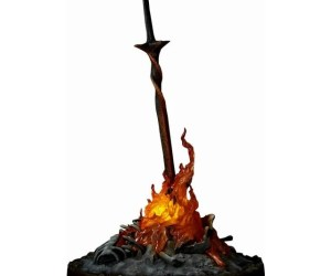 DARK SOULS III 1/6 SCALE LIGHT-UP STATUE: BONFIRE
