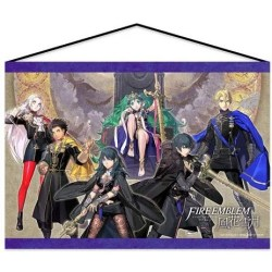 FIRE EMBLEM THREE HOUSES WALL SCROLL: MAIN CHARACTER