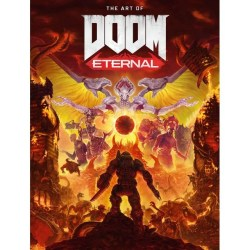 THE ART OF DOOM: ETERNAL (HARDCOVER)
