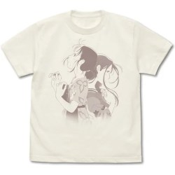IN THIS CORNER OF THE WORLD T-SHIRT VANILLA WHITE (XL SIZE)