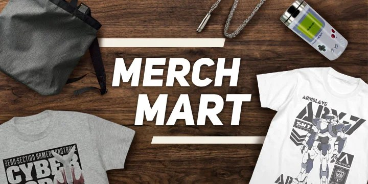 Merch Mart - All New Merchandise, Including RE 2 and The