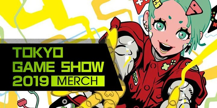 Merch Mart - Tokyo Game Show Special - Sony, Sonic, Mega