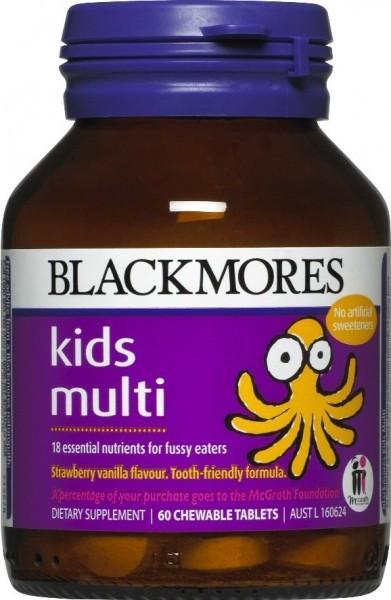 Blackmores Kids Multi Reviews Au