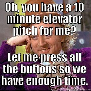Image result for elevator pitch funny