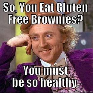 Výsledek obrázku pro gluten free meme