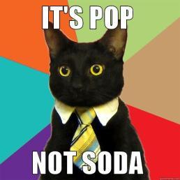 Image result for funny pop vs soda meme