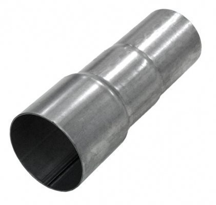 exhaust reducer pipes 2 6 stainless steel