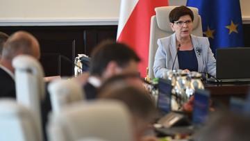 05-06-2017 08:59 Premier Szydło: nie będę marszałkiem Sejmu