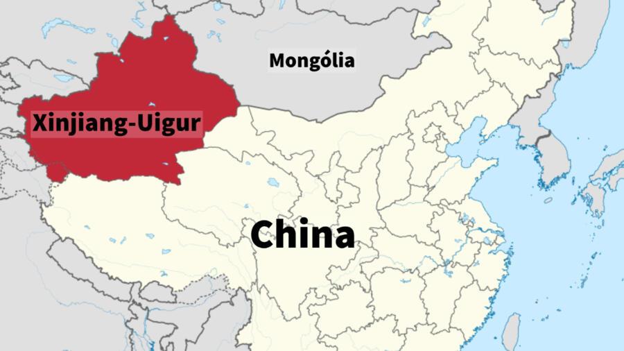 北京遭指控新疆政策可能导致20年内出生短缺400多万 北京遭指控新疆政策可能导致20年内出生短缺400多万