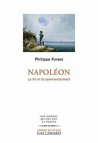 Cover of Philippe Forest's essay