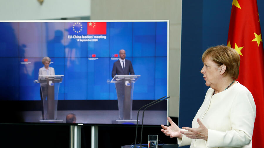 欧中投资协议暂时搁浅 欧中投资协议暂时搁浅