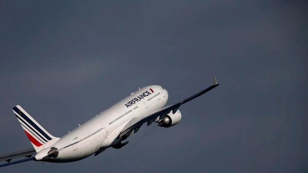 Un Airbus A320 de la compagnie Air France (photo d'illustration).
