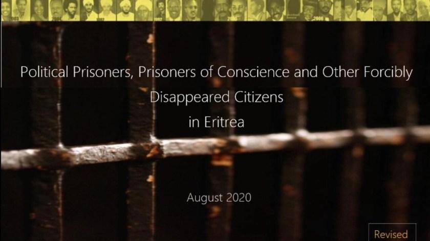 An online memorial to missing Eritrean prisoners.