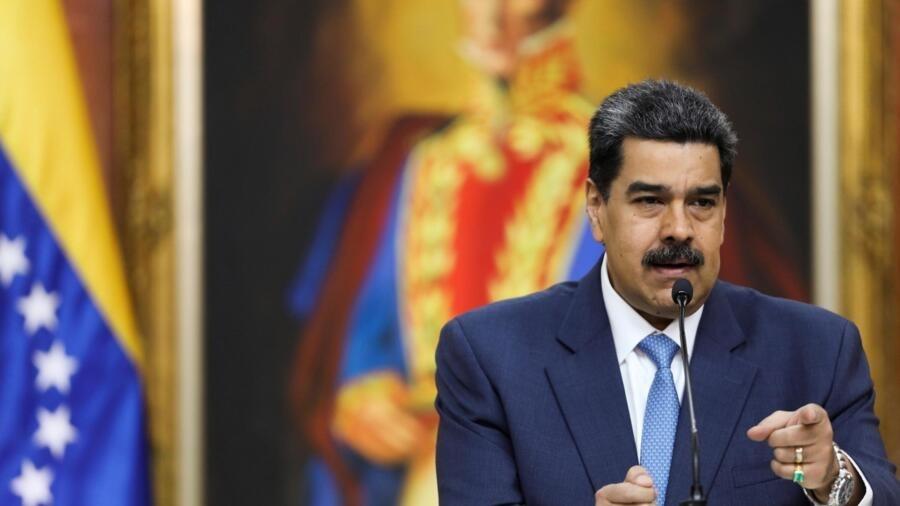 Tư pháp Mỹ cáo buộc tổng thống Venezuela Nicolas Maduro liên kết với lực lượng du kích Colombia FARC để đổ ồ ạt ma túy vào Hoa Kỳ.