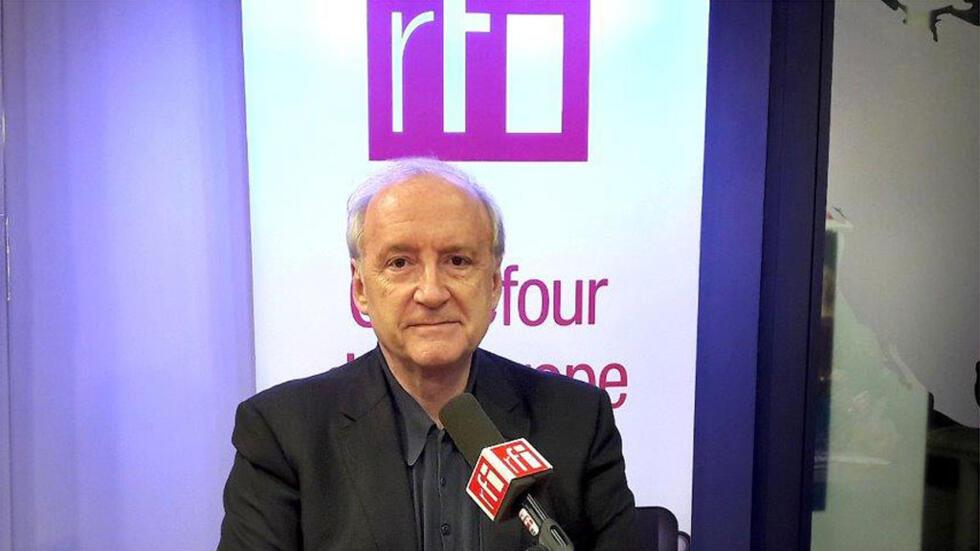 Hubert Védrine.