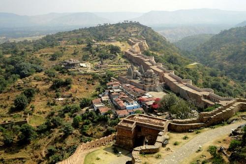 Кумбалгарх - Великата индийска стена