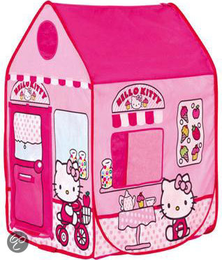 Hello kitty speeltentje