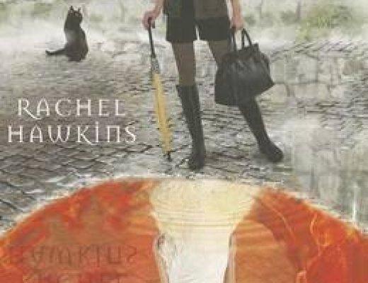 Hex Hall 2 Demonglass – Rachel Hawkins (engels boek)