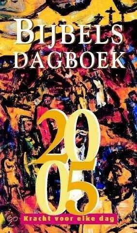 BIJBELS DAGBOEK 2005 GROOT