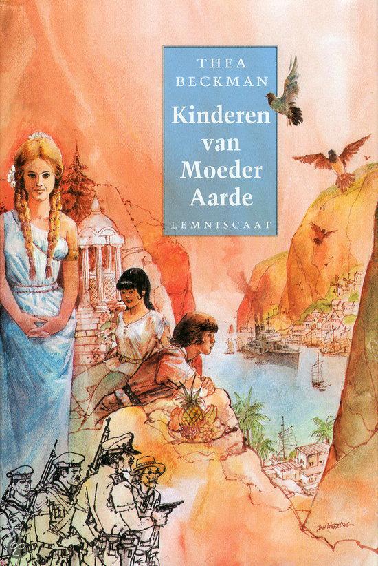 Book review | Kinderen van Moeder Aarde by Thea Beckman | 5 stars