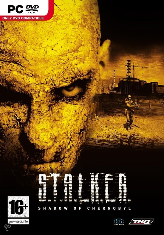 STALKER Shadow Of ChernobylTHQ Games