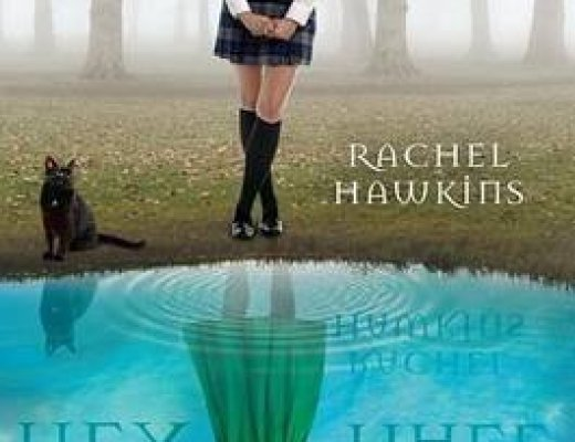 Hex Hall – Rachel Hawkins (engels boek)