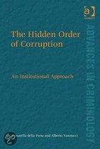 Er schijnt ook weer een zekere wetmatigheid te zitten in corruptie. Als politicus ontkom je er natuurlijk niet aan!