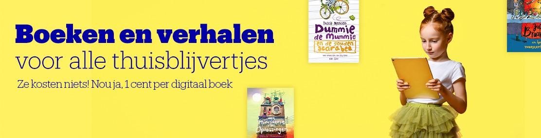Boeken en verhalen voor thuisblijvertjes