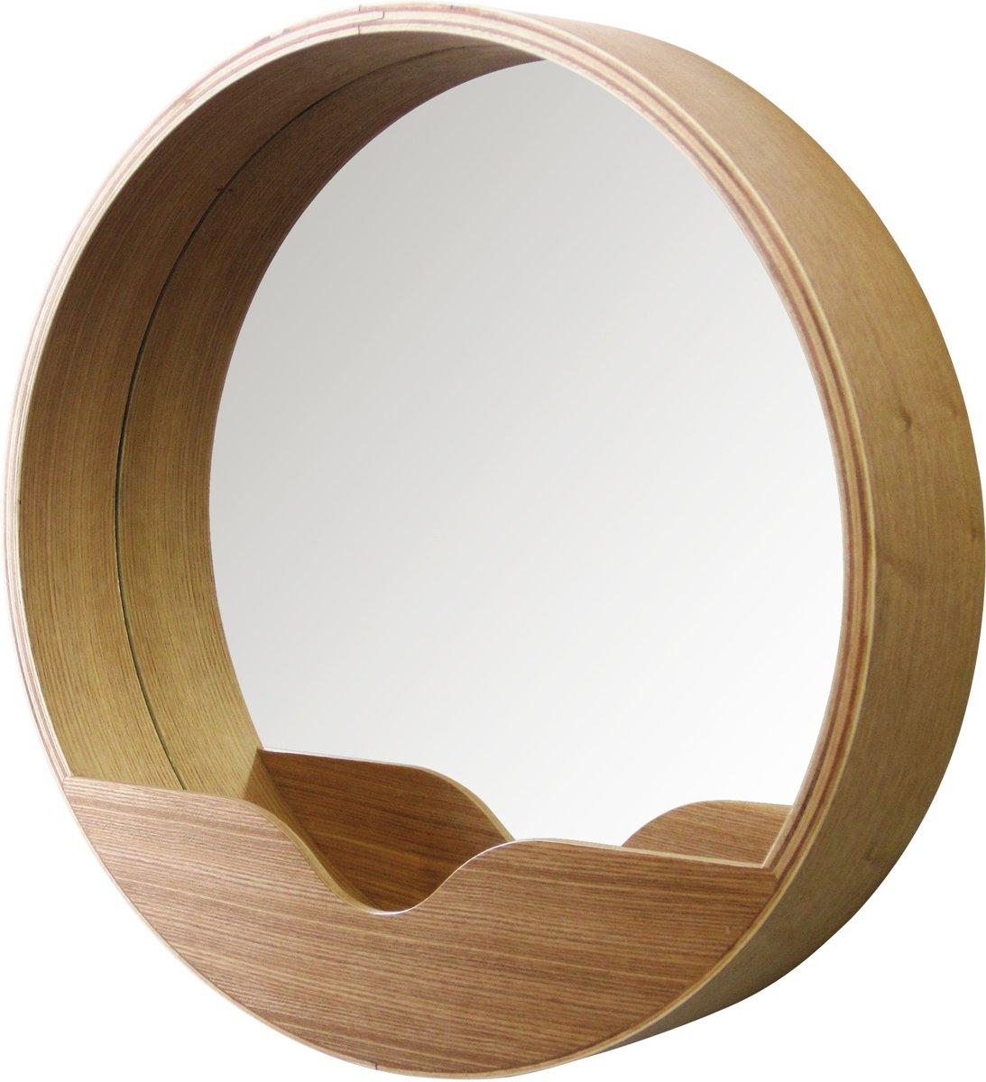 Spiegel Rond Hout : Houten lijst rond een kozijn goedkope meubels goedkope