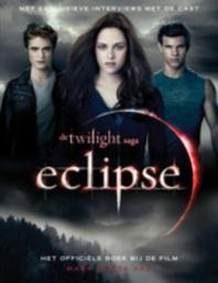 Image result for De twilight saga Eclipse het officiële boek bij de film