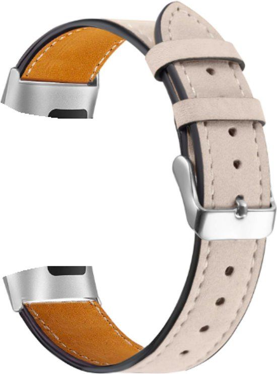 Leather band for Fitbit Charge 3