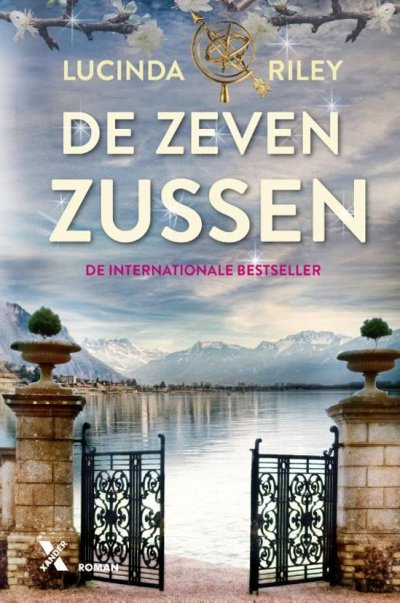 9200000089454350 - Review | De Zeven Zussen - Lucinda Riley
