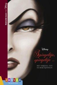 Makkelijk lezen met Disney - Spiegeltje, spiegeltje …Het verhaal van de boze koningin