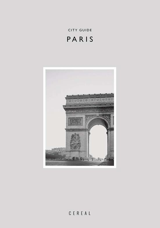 """Cereal City Guide: Paris"" by Rich Stapleton"